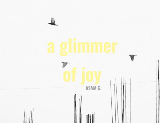 a glimmer of joy-header